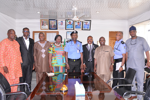 BESTPOTECH Management Pays Courtesy Visit to the Ondo State Commissioner of Police