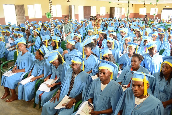 Best Solution Polytechnic, Akure Matriculates New Students for 2016/2017 Academic Session