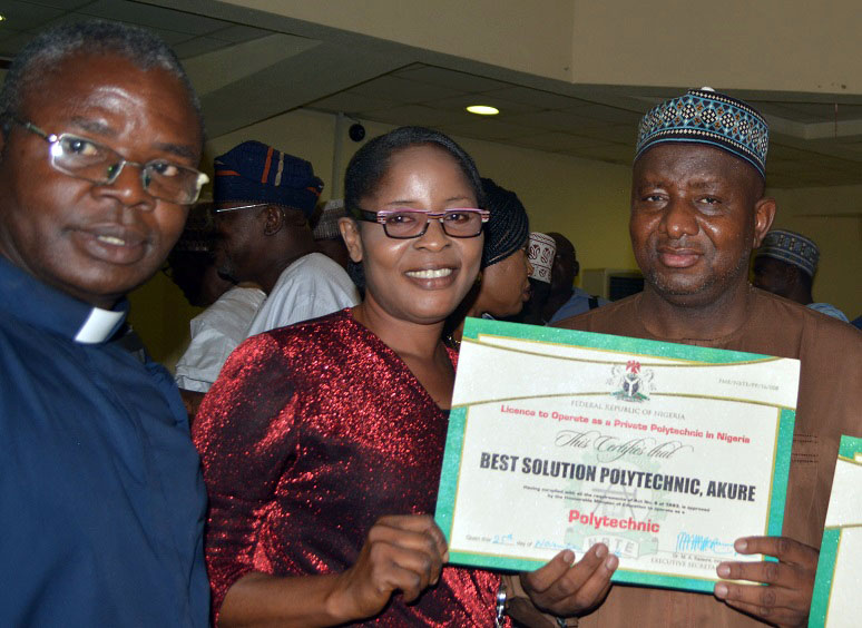 Best Solution Polytechnic Receives Full License to Operate