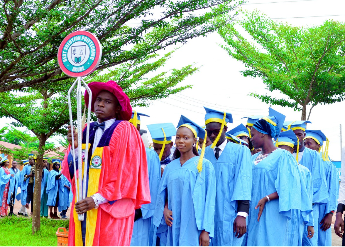 Bestpotech Matriculates New Students for the 2019/2020 Academic Session