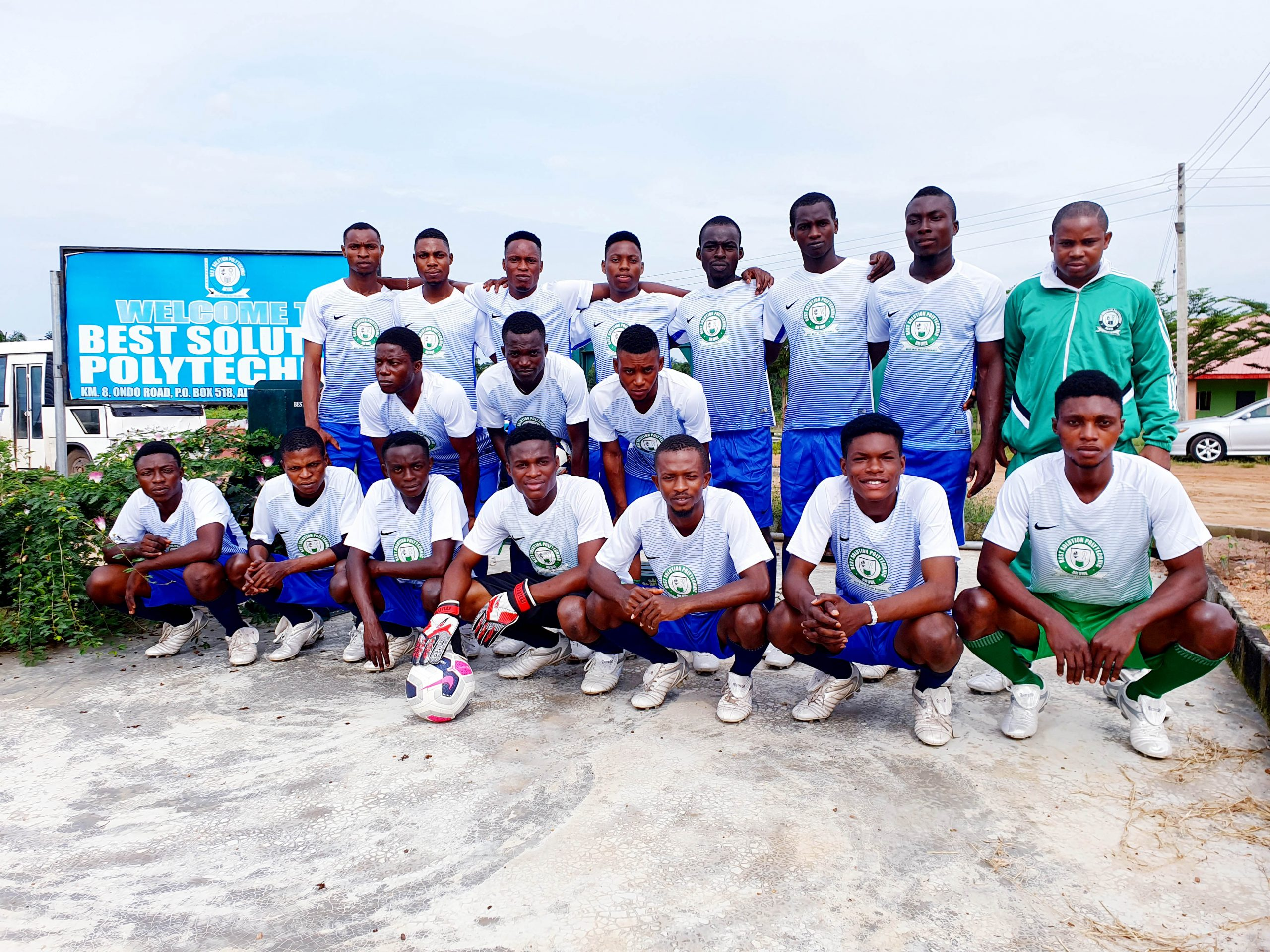 Best Solution Polytechnic Renews Commitment Towards Advancement of Sports in Nigeria