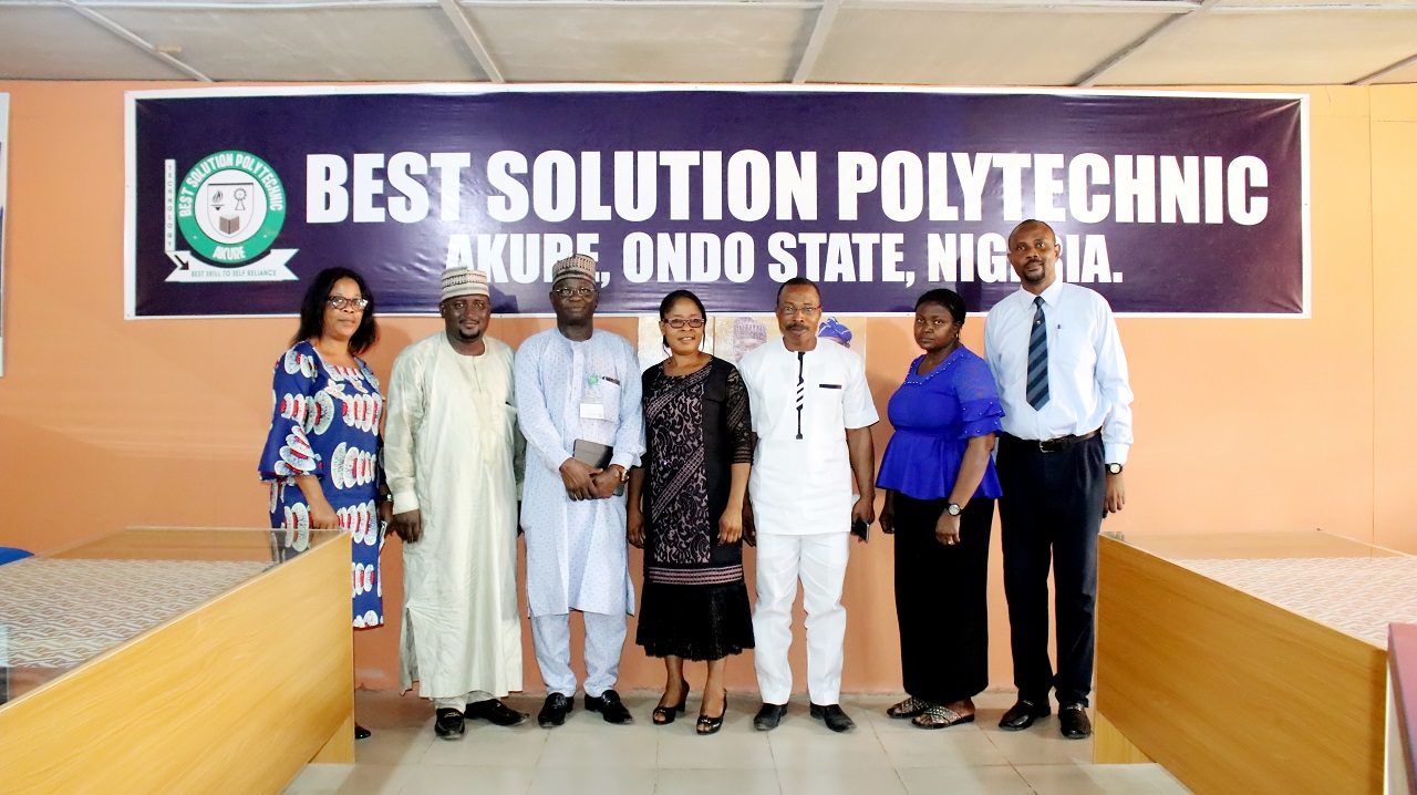 NBTE Declares Best Solution Polytechnic Fastest Growing Private Polytechnic in Southwestern Nigeria