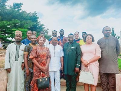 FUTA Biochemistry Department Pays Familiarization Visit to Best Solution Polytechnic